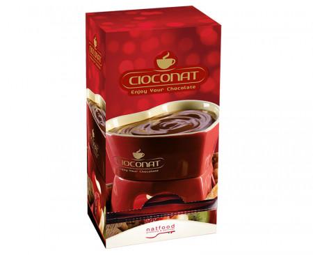 Cioconat Ciocolată Caldă Portocală & Scorțișoară, plic 28g, FARA GLUTEN