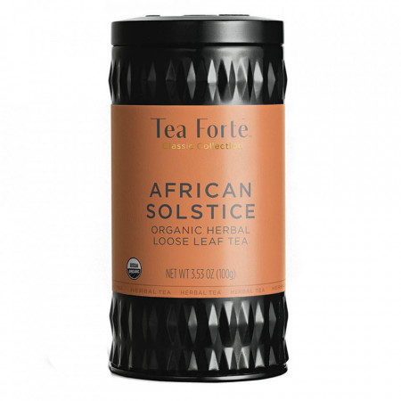 African Solstice - Ceai rooibos cu soc, macese si coacaze