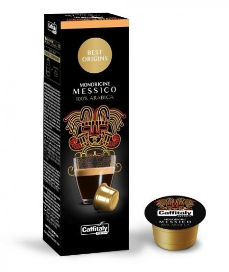 Caffitaly Capsule Cafea Special edition – Single Origine - MESSICO
