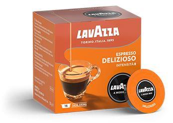 Capsule cafea A modo Mio Delizioso, 16 capsule, 120 grame