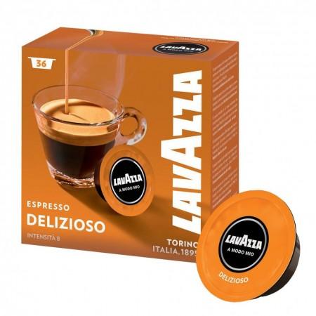 Capsule cafea A modo Mio Delizioso 36 capsule, 270 grame