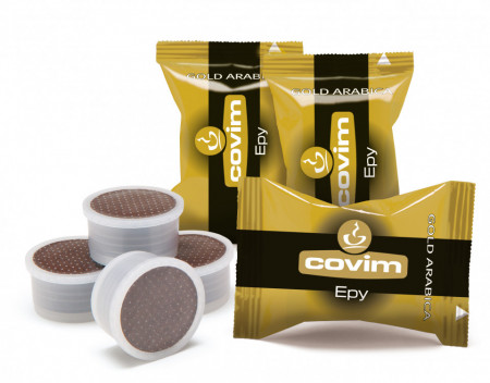 COVIM Gold Arabica Capsule Cafea,, 7gr/bucata, set – 50buc