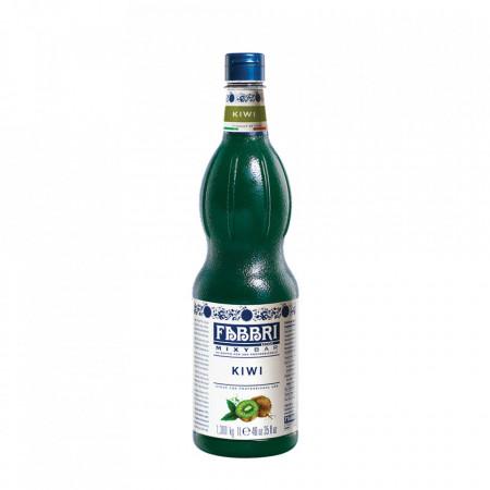 Fabbri MIXYBAR KIVI - Cocktailuri, Granite, Smoothie-uri, Milkshake, Sorbete, Sticla din plastic, 1 litru