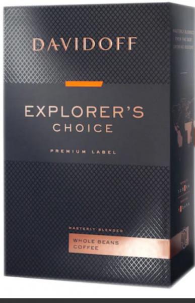 Cafea Boabe Davidoff Café Explorers Choice, 500g