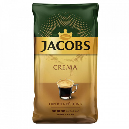Cafea boabe Jacobs Crema, 500 g