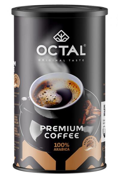 Cafea Premium Octal 100% Arabica 250g, filtru, ibic, ibric tip Moka, presa franceza