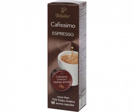 Capsule cafea Tchibo Cafissimo Espresso Intense Aroma, 10 capsule, 80 g