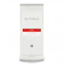 Althaus Loose Tea Red Fruit Flash: Infuzie Fructe de Padure, ceai vrac, punga 250g