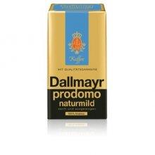 Cafea boabe Dallmayr Prodomo Naturmild, 500g, 100%Arabica, Aciditate Redusa, Pentru Filtru