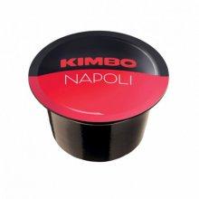 Capsule cafea Kimbo Napoli compatibil Nespresso, 10 capsule, 58 g, note florale, retrogust de biscuiti proaspeti