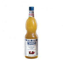 Fabbri MIXYBAR LICI - Cocktailuri, Granite, Smoothie-uri, Milkshake, Sorbete, Sticla din plastic, 1 litru
