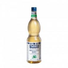 Fabbri MIXYBAR WHITE GLACIAL MINT - Cocktailuri, Granite, Smoothie-uri, Milkshake, Sorbete, Sticla din plastic, 1 litru