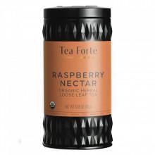 Raspberry Nectar - Ceai de plante organic cu zmeura, macese, hibiscus, frunze de mur si bucati de mar