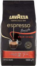 Cafea Boabe Lavazza Espresso Barista Gran Crema, 1kg, Pentru Black Espresso, Cappuccino, Latte