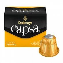 Capsule cafea Dallmayr Capsa Espresso Belluno, 10 capsule, 56 grame, compatibile Nespresso