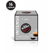 Capsule cafea Vergnano AMM Intenso, 16 capsule, 120 grame