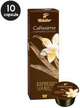 Capsule Tchibo Cafissimo Espresso Vanilla, 10 capsule, 80 g