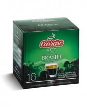 CARRARO Brasile Capsule Cafea Single Origin, tip Dolce Gusto, set – 16buc