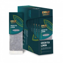 CEAI EVOLET Selection Grand Pack GREEN TEA LEMON, 20 plicuri, Plic T-Bag, Greutate Plic 4g