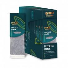 CEAI EVOLET Selection Grand Pack GREEN TEA LEMON, 20 plicuri, Plic T-Bag, Greutate Plic 4g
