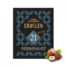 Ciocolata calda Eraclea Antica Cioccolateria Lapte si Alune, 15 plicuri, 480 grame