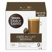NESCAFÉ DOLCE GUSTO Cafe au Lait INTENSO, 16 Capsule, 160gr