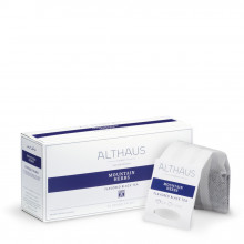 Althaus Grand Pack Mountain Herbs: Ceai Negru Aromat, T-Bag, 20 plicuri in cutie, 4g in plic