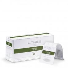 Althaus Grand Pack Sencha Senpai: Ceai Verde, T-Bag, 20 plicuri in cutie, 4g in plic