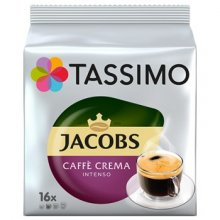Capsule cafea Tassimo Caffe Crema Inteso, 16 capsule, 132.6 grame