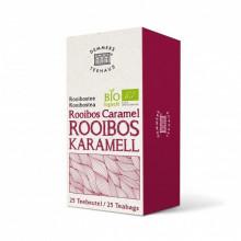 Ceai Demmers Quick-T Organic Rooibos Caramel, 25 plicuri, 43 grame