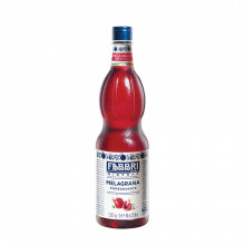 Fabbri MIXYBAR RODII - Cocktailuri, Granite, Smoothie-uri, Milkshake, Sorbete, Sticla din plastic, 1 litru