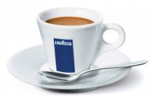 Lavazza Set Cesti Espresso cu farfurii, 12 cesti de 60ml, 12 farfuri, Ideal pentru Espresso