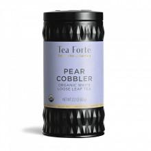 Pear Cobbler - Ceai alb organic cu pere si lychee