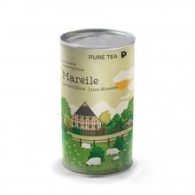 Pure Tea Bio Loose Mareile Lime Blossoms - infuzie de plante, flori de tei, la cutie, 90gr