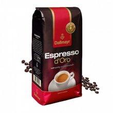 Cafea boabe Dallmayr Espresso D`oro, 1kg, cafea Amestec, Aroma Intensa, Crema Culoare Inchisa, Pentru Espressor