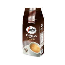 Cafea Boabe Segafredo Espresso Casa Crema, 1 kg, cafea amestec, note picante