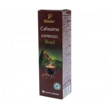 Capsule cafea Tchibo Cafissimo Espresso Brasil, 10 capsule, 80 g