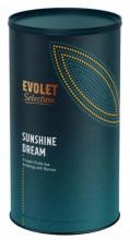 Ceai EVOLET Selection Infuzie TUB - Sunshine Dream, 250g ceai in tub din carton, selectie de fructe