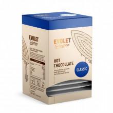 Ciocolata Classic Evolet Selection, Clasica, 16 plicuri x 32g fiecare plic