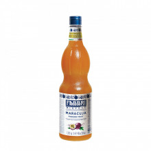 Fabbri MIXYBAR MARACUIA - Cocktailuri, Granite, Smoothie-uri, Milkshake, Sorbete, Sticla din plastic, 1 litru