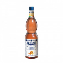 Fabbri MIXYBAR TURTA DULGE(gingerbread) - Cocktailuri, Granite, Smoothie-uri, Milkshake, Sorbete, Sticla din plastic, 1 litru