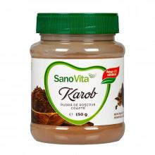 Pudra de Roșcove SanoVita, Inlocuitor Cacao, Fara Zahar, Borcan 150G