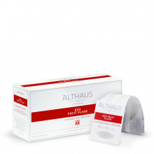 Althaus Grand Pack Red Fruit Flash: Infuzie Fructe de Padure, T-Bag, 20 plicuri in cutie, 4g in plic