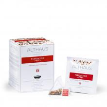 Althaus Pyra Pack Persian Apple: Ceai de Mere Verzi cu Lamaie, 15 plicuri in cutie,2,75g ceai in plic din matase