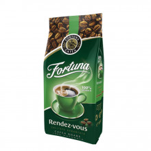 Cafea Boabe Fortuna Rendez-Vous, 1 kg, 100% arabica, note dulci, fructat florale