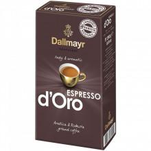 Cafea Macinata Dallmayr Espresso D'oro, 250g, Cafea Premium, Arome de Cacao si Cafea