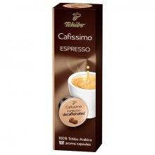 Capsule cafea Tchibo Cafissimo Caffe Crema Decaffeinated, 10 capsule, 80 g