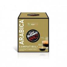 Capsule cafea Vergnano AMM Arabica, 16 capsule, 120 grame