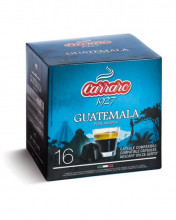 CARRARO Guatemala Capsule Cafea Single Origin, tip Dolce Gusto, set – 16buc