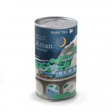 Pure Tea Bio Loose Aman Darjeeling - ceai negru in cutie, 120gr